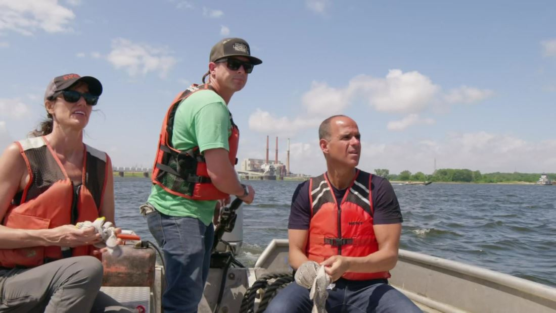 Mississippi River Cleanup