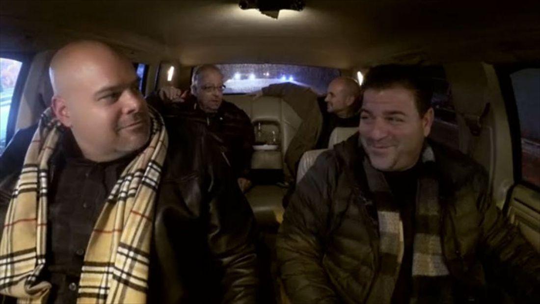 The Gentleman's Taxi