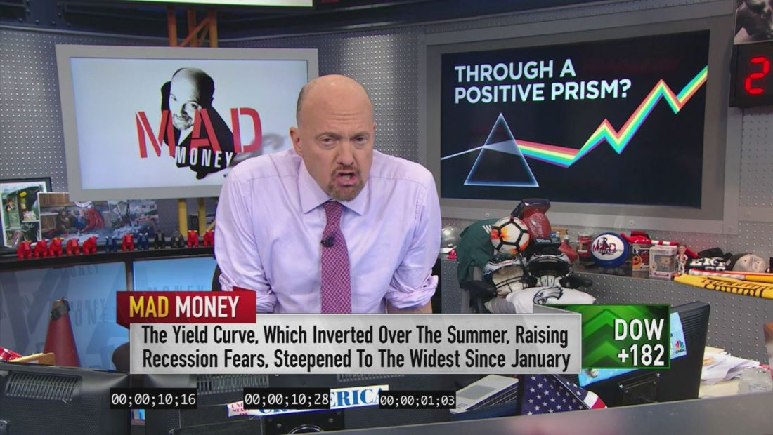 Mad Money - November 7, 2019